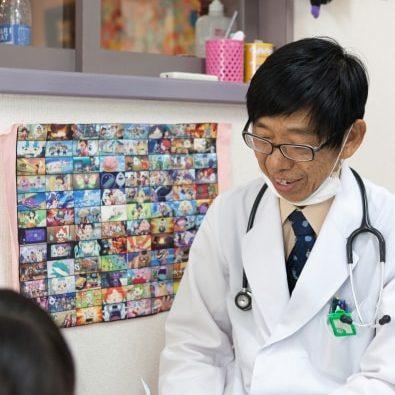 病児保育の診療